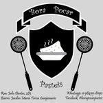 Logotipo Bora Pocar Pasteis