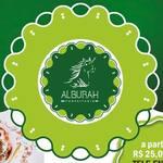 Logotipo Al Burahconfeitaria