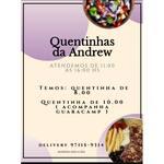 Logotipo Quentinhas da Andrew