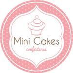 Logotipo Mini Cakes Confeitaria