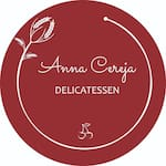 Logotipo Anna Cereja Delicatessen