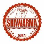 Logotipo Shawarma Fala