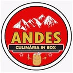 Logotipo Andes - Culinária in Box