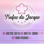 Logotipo Trufas da Jacque
