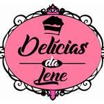 Logotipo Delícias da Lene