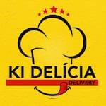 Logotipo Ki Delicias Delivery