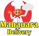 Logotipo Manauara Delivery