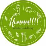 Logotipo Hummm Saladaria