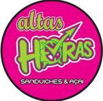 Logotipo Altas Horas Sanduíches & Açaí