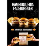Logotipo Hamburgueria Faceburg.com