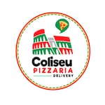 Logotipo Coliseu Pizzaria