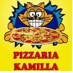 Logotipo Pizzaria Kamilla