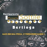 Logotipo Pizza Sottile Bertioga