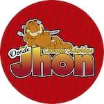 Logotipo Comidas Rapidas Donde Jhon