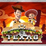 Logotipo Texas Burg