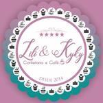 Logotipo Lili & Kyky Trufas