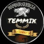 Logotipo Hamburgueria Temmix