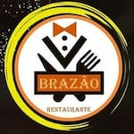 Logotipo Churrascaria e Restaurante Brazão