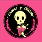 Logotipo Crepas y Chilate Narvarte