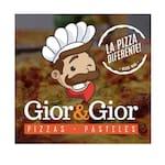 Logotipo Gior&Gior Pizzas y Pasteles
