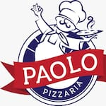 Logotipo Pizzaria Paolo