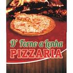 Logotipo D'forno a Lenha Pizzaria