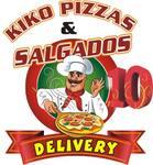 Logotipo Kiko Pizzas