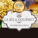 Logotipo La Bela Gourmet - Burger & Restaurante