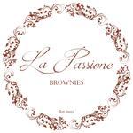 Logotipo La Passione Brownies