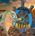 Logotipo Los Pescaditos Alicia