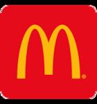 Logotipo McDonald's Suc. Tlahuac