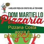 Logotipo Pizzaria Costa