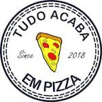 Logotipo Tudo Acaba em Pizza