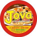 Logotipo Pizzaria Jova Express