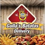 Logotipo Rei das Batatas Petiscaria