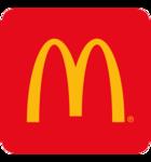 Logotipo McDonald's Suc. División del Norte