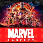 Marvel Lanches e Crepes.
