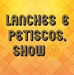 Logotipo Lanches e Petiscos Show.