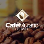 Logotipo Cafe Murano Lomas
