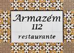 Logotipo Armazém 112 Restaurante