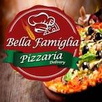 Logotipo Bella Famiglia Pizzaria