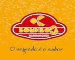 Logotipo Bondiboca Hamburgueria