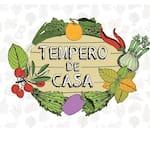 Logotipo Tempero de Casa
