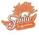 Logotipo Santa Salgaderia