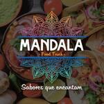 Logotipo Mandala Food Truck