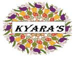 Logotipo Kyara's Pizzaria