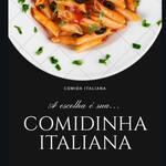 Logotipo Comidinha Italiana