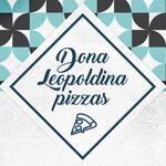 Logotipo Dona Leopoldina Pizzas