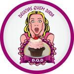 Logotipo Delícias Quem Diria