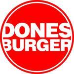 Logotipo Dones Burger
